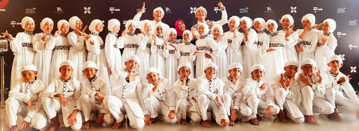 Gema Sokonandi Mengikuti 7th Bali International Choir Festival 2018