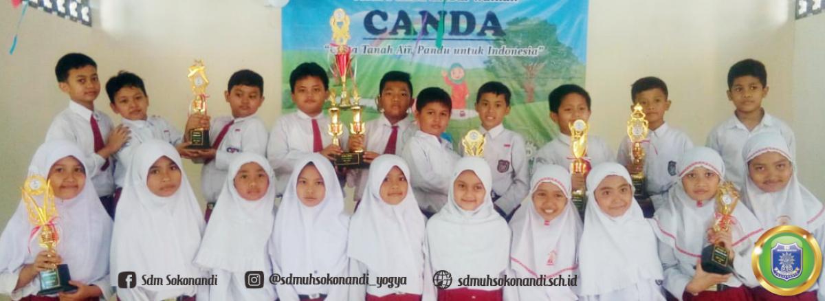 Raih 6 Juara, SD Muhammadiyah Sokonandi Juara Umum Ceria Pandu HW di UAD