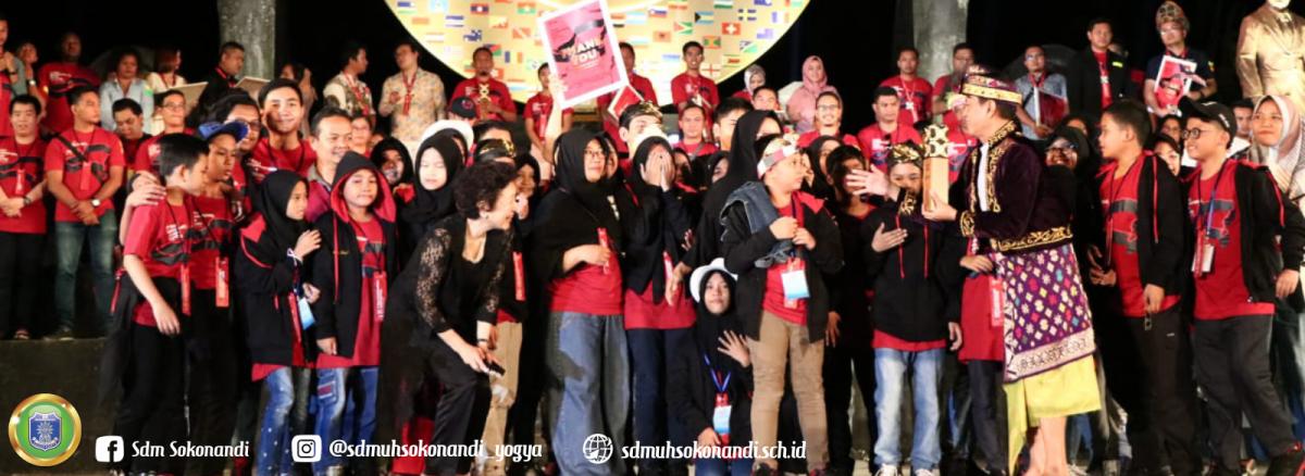 Gema Sokonandi Raih 3 Gold Medal 7th Bali International Choir Festival 2018
