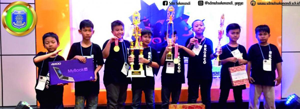 Skorco Raih 5 Juara di Taman Pintar 2018