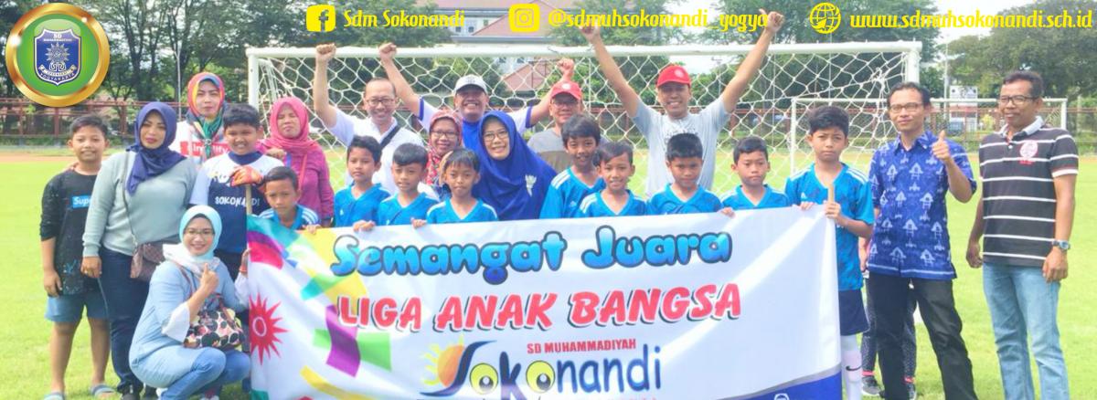 Tim Sepakbola Sokonandi Raih Juara 2 Liga Anak Bangsa 2019