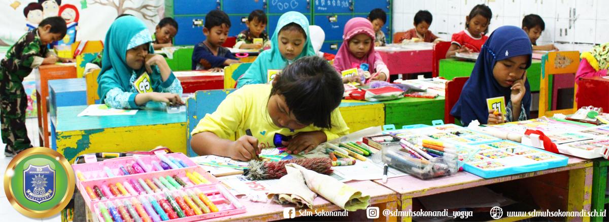 Semarak Sokonandi Mencari Bakat Dalam Rangka Milad ke-56 Tahun SD Muhammadiyah Sokonandi